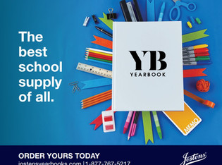 2021 Yearbooks and Recognition Ads On Sale