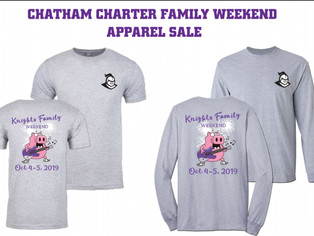 Knights Family Weekend T-Shirts