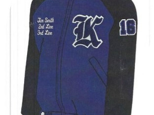 *Deadline Extended to 9/18* New Varsity Knights Jacket Available