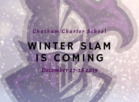 Winter Slam Basketball Tourney Dec. 27-28