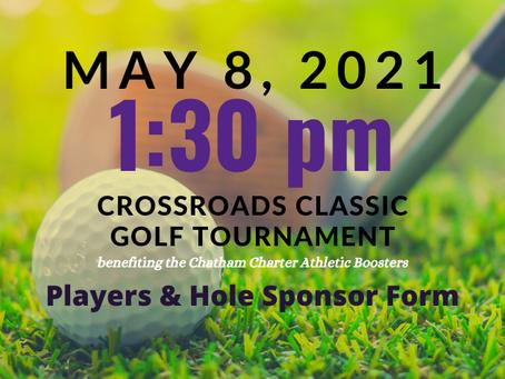 Golf Tournament May 8