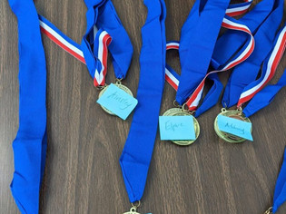 Students Succeed at 2020 Virtual DECA District Competition