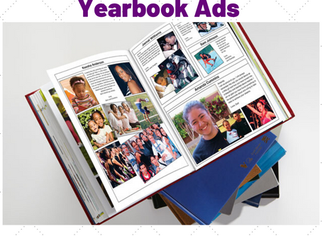 Yearbook Recognition Ad Deadline this Month