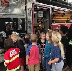Fire Safety Week a Success