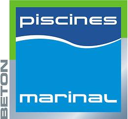 Bleu Azur Piscine Marinal - Logo