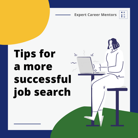 Tips for a more successful job search