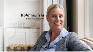 "DNA Business - ""Kohtaamisia"" online video series"
