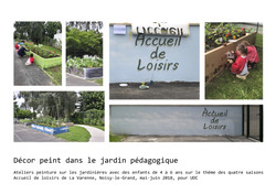 Accueil de loisirs - Ateliers pédagogiques à Noisy-le-Grand