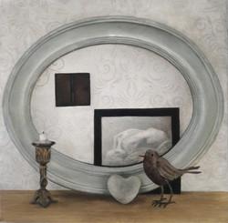 Composition petit oiseau