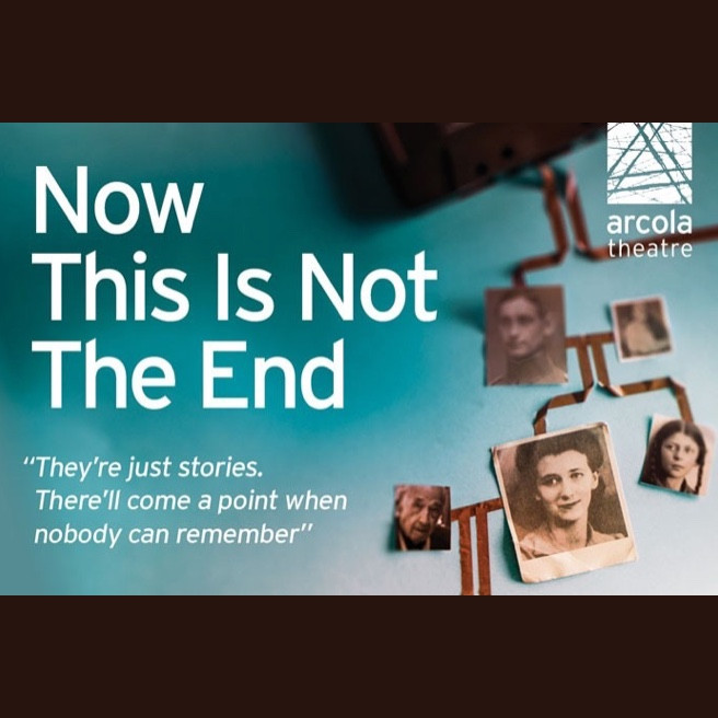 Now This Is Not The End | Arcola Theatre London | June 2015