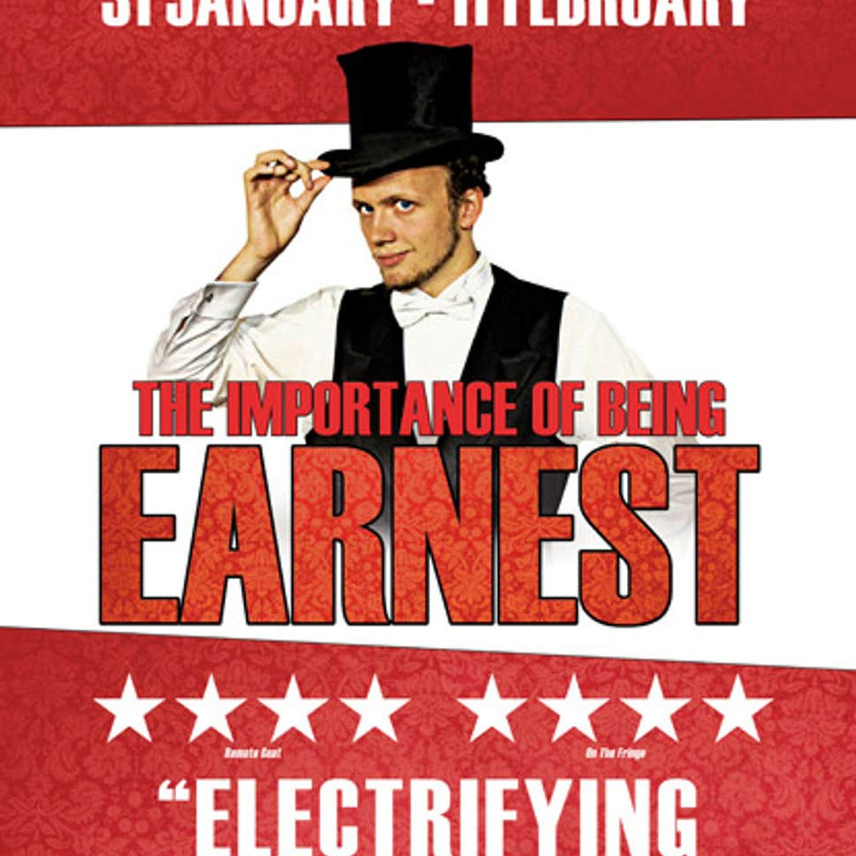 The Importance of being Earnest - Theatre Royal Haymarket