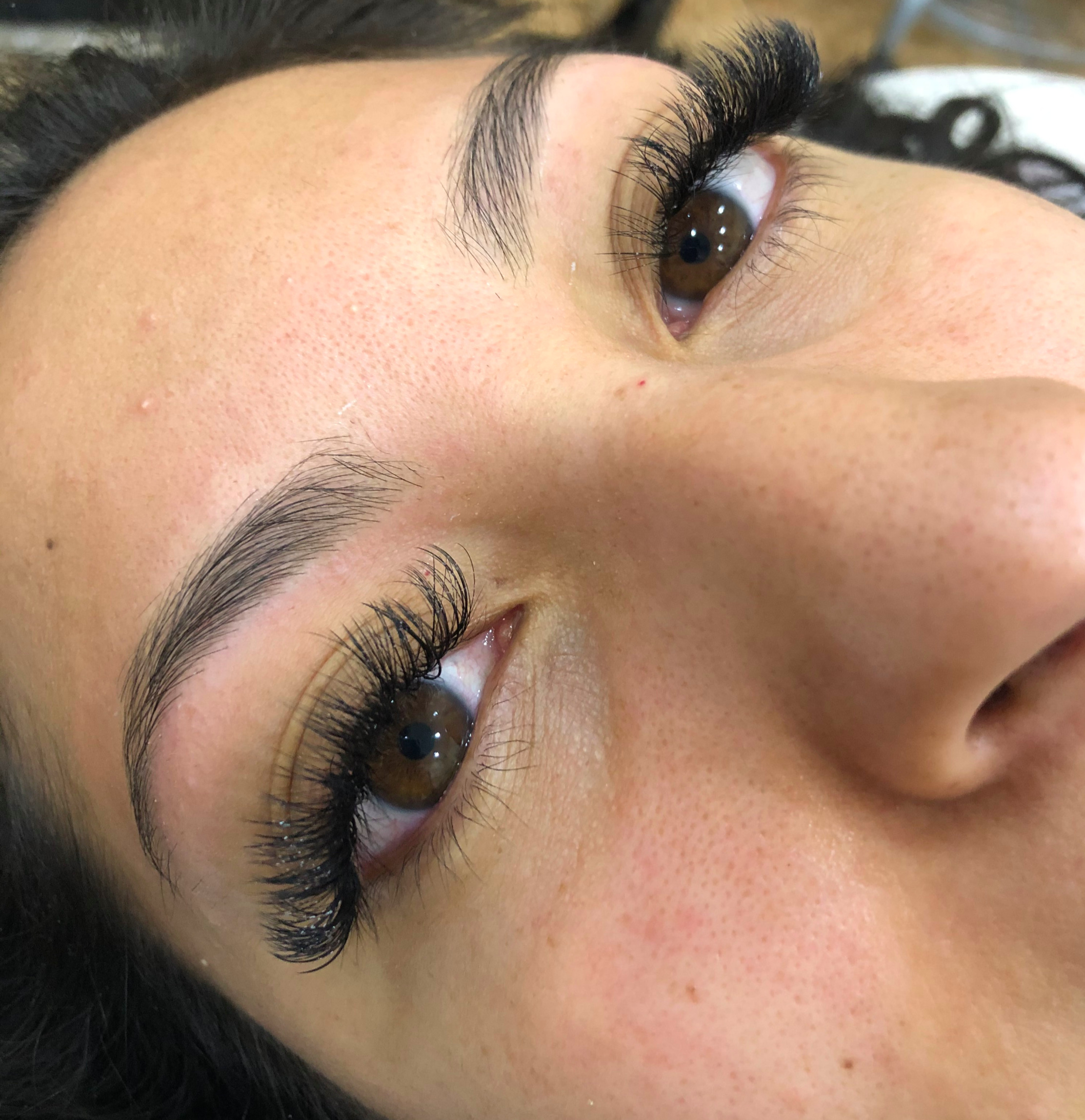 Glam Volume Eyelash Extensions