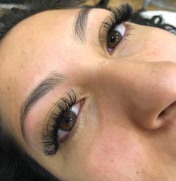 Glam Volume Eyelash Extensions