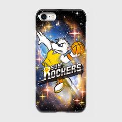 プロバスケリーグ『Bリーグ』サンロッカーズ渋谷 iPhoneケースデザイン