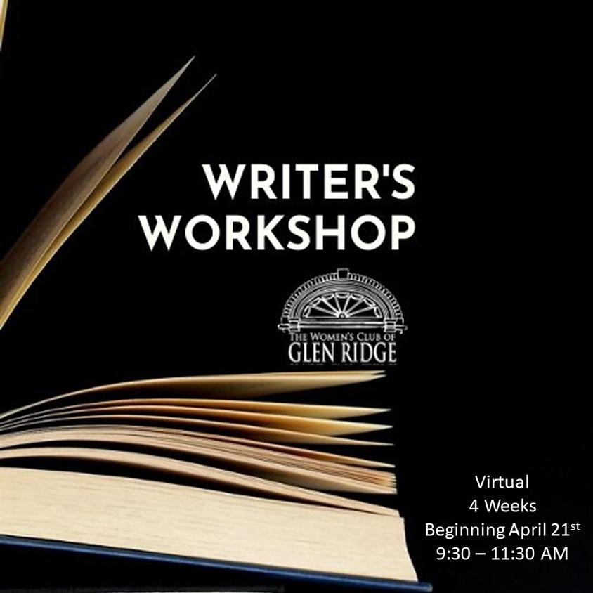 Writers Workshop - Virtual Series (1)