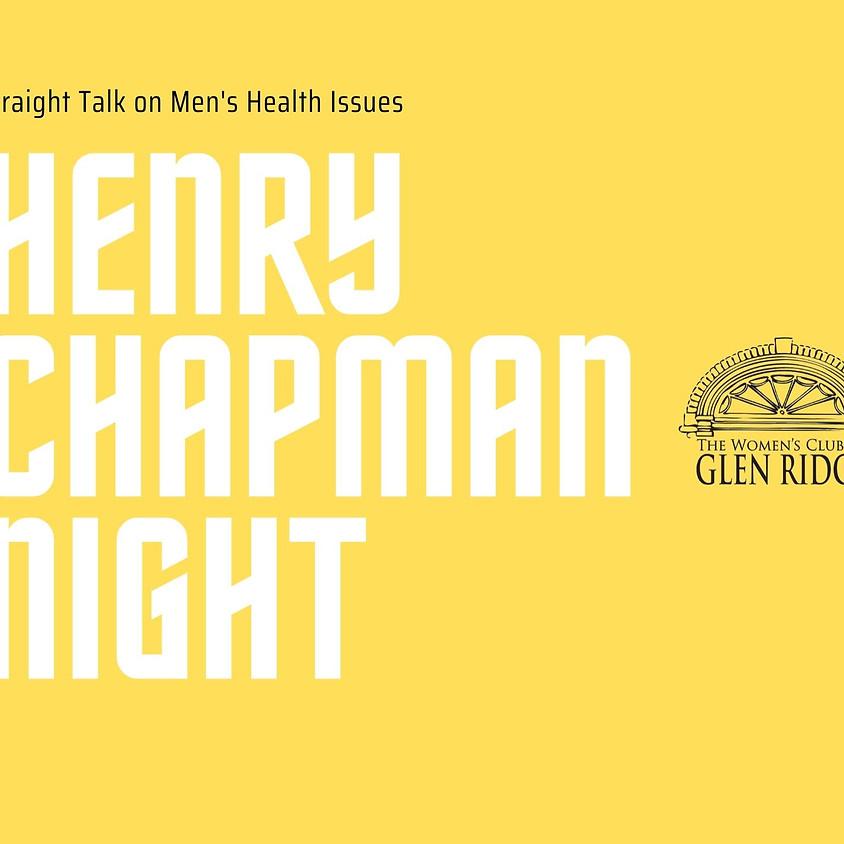 Henry Chapman Night - Mens Health