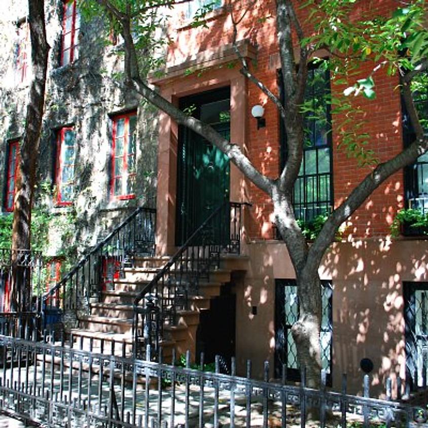Literary Walking Tour of Greenwich Village