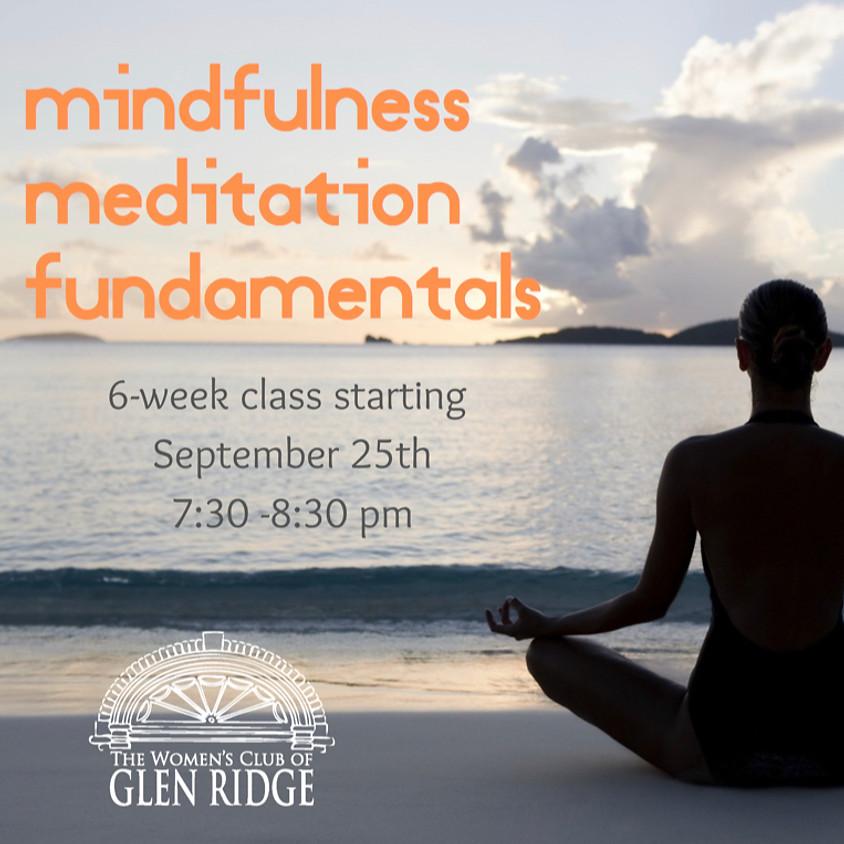 Mindful Meditation Fundamentals