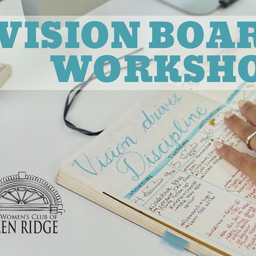 Focus & Align: A Vision Board Workshop