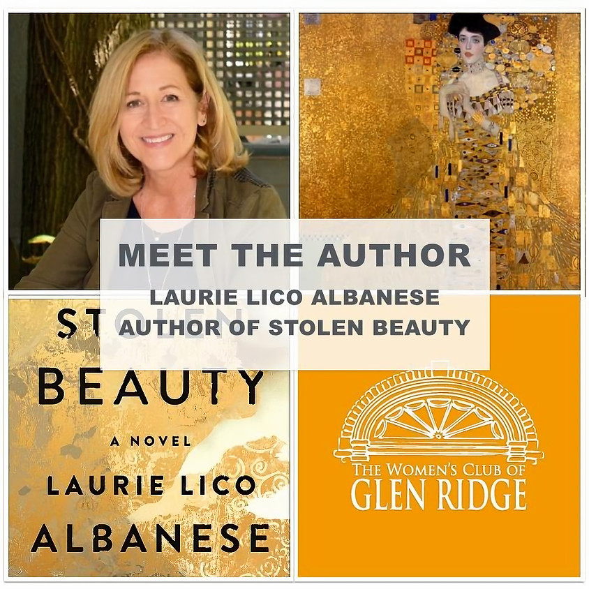 Meet the Author - Laurie Lico Albanese
