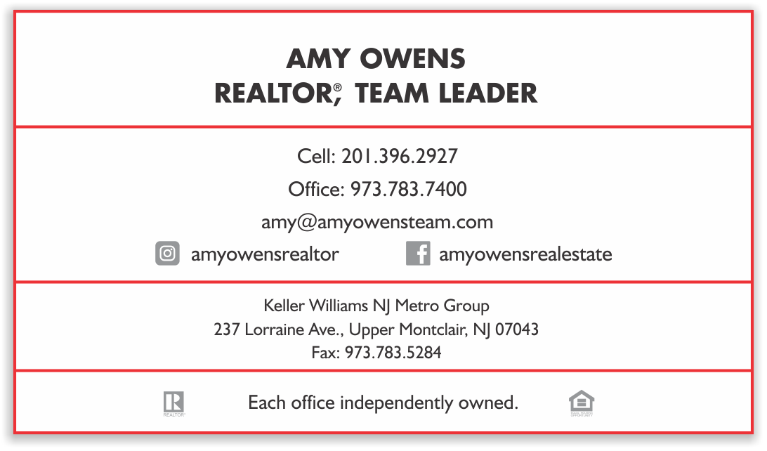Amy Owens Real Estate