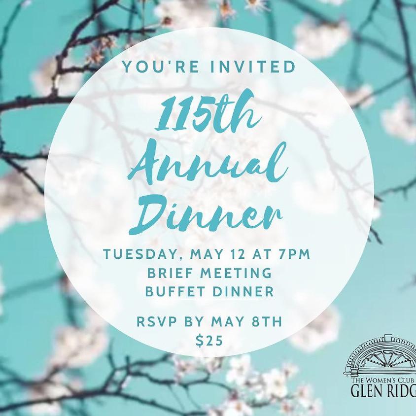 115th Annual Dinner