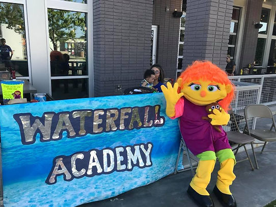 Waterfall Academy - Events