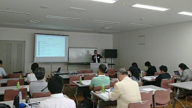 空き家活用コーディネーター認定講座を開催しました。
