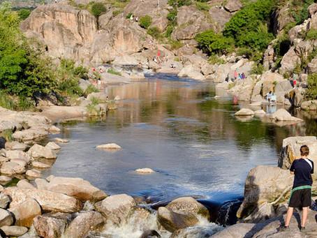 Río Mina Clavero: una de las Siete Maravillas Naturales de la Argentina