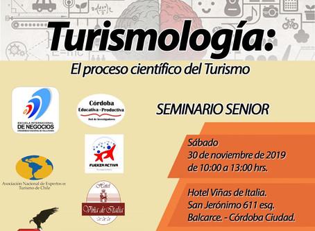 Seminario de Turismología en el Hotel Viña de Italia