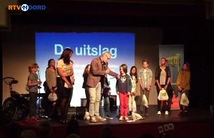 Verkiezing Kinderdichter 2015 Groningen