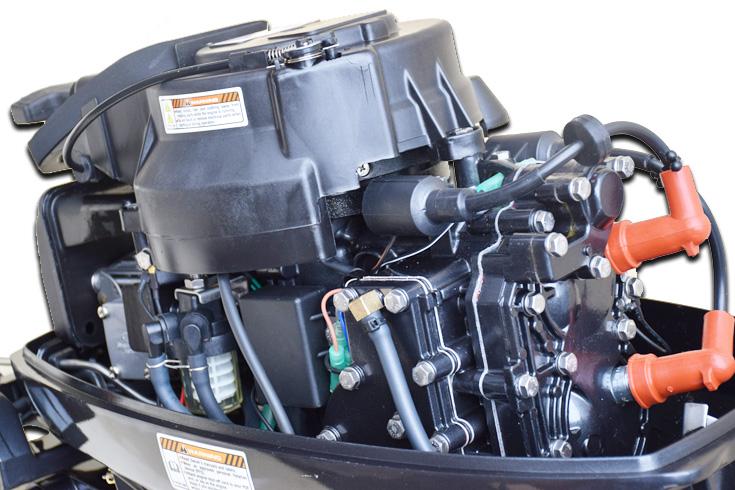 15HP Engine Inside