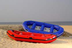 Inflatable Boat - river raft