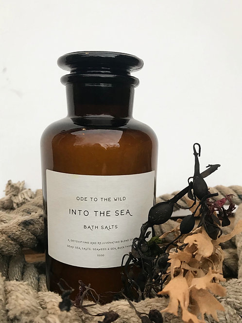 Into The Sea Salts
