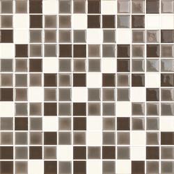 Hline Blend C Mosaic Pearl-Cafe-Cotton-Pumice