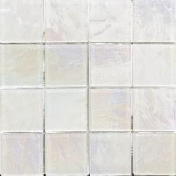 Piazza White 3x3 Mosaic