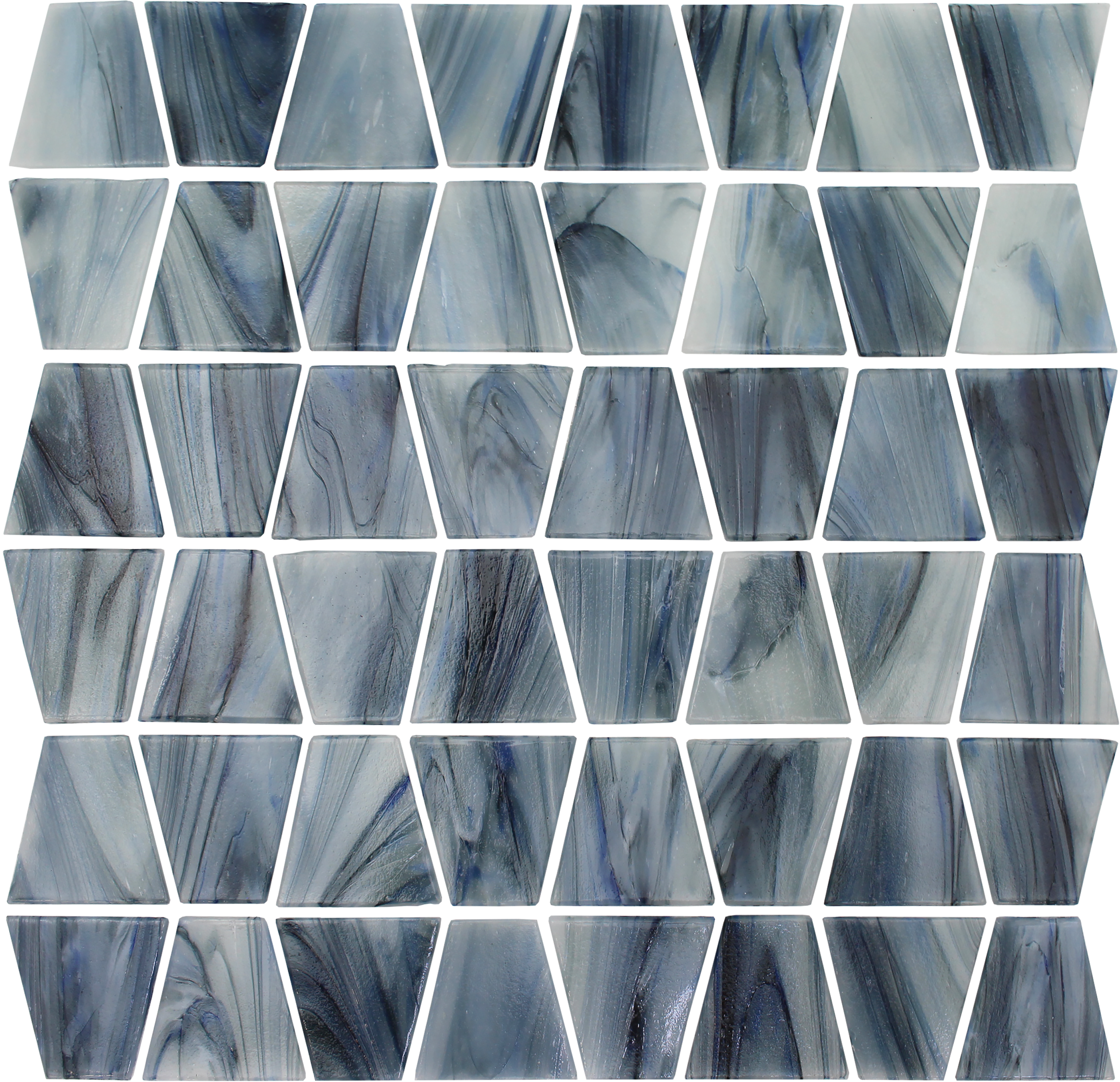 Chimes Biscay Trapezoid Mosaic