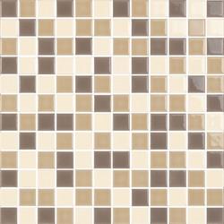 Hline Blend B Mosaic Nautilus-Alabaster-Straw