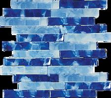 Flower Glass Pool Blend Blue-  Bluebell