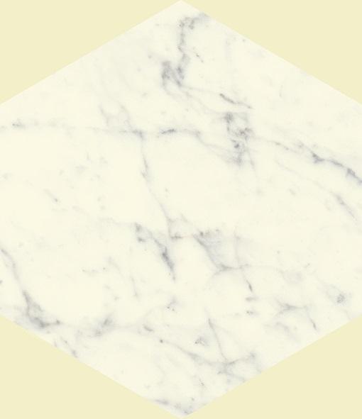 Pomara Carrara Hex