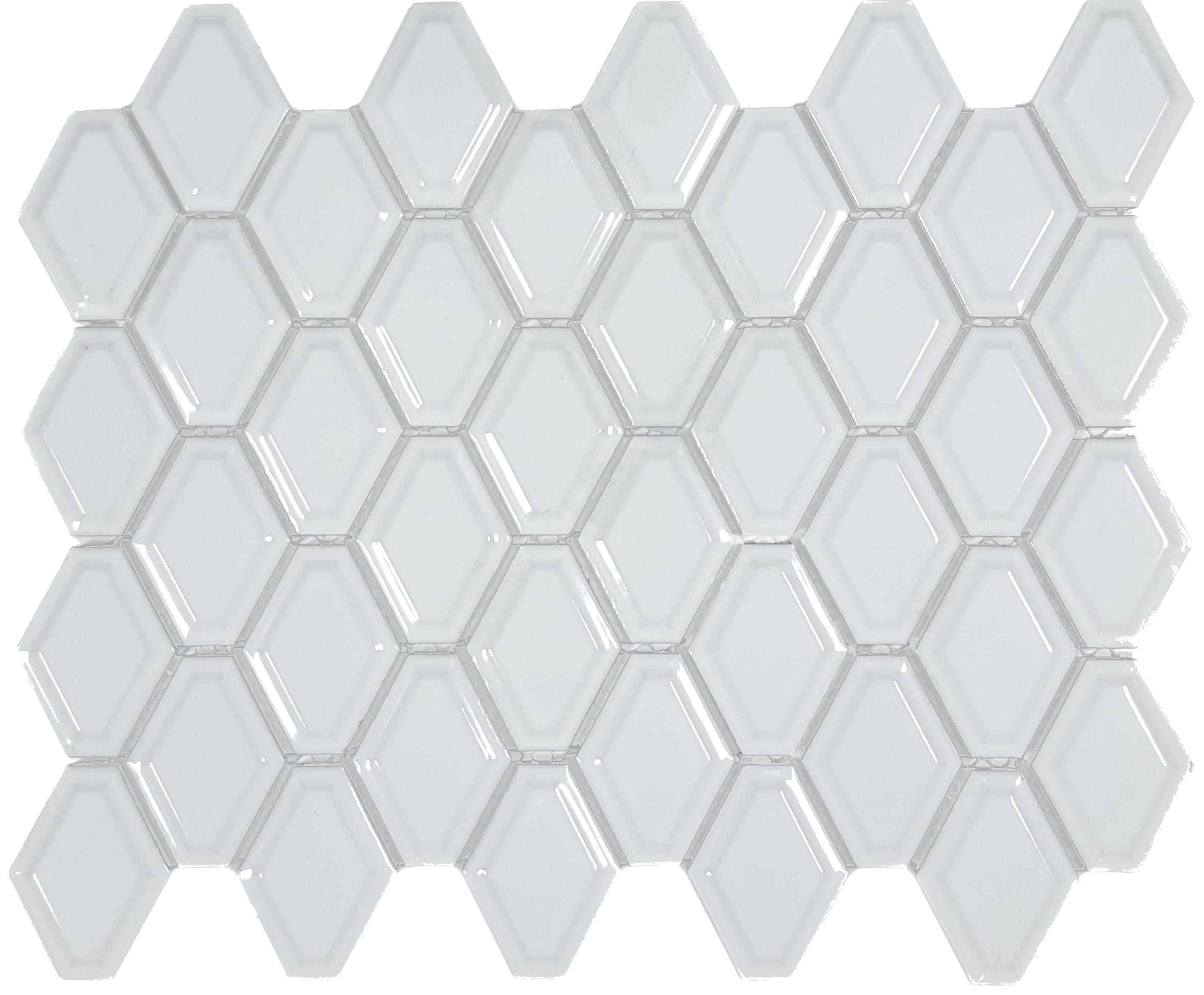 Soho White Convex