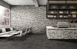 Scale Concrete Room Scene