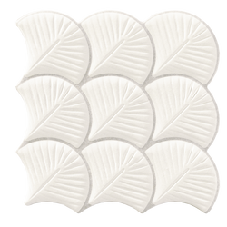Scale Shell White