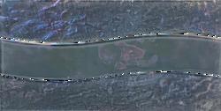 Grey Wave Mosaic