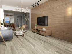 SierraLux DoveTail Grey Room Scene