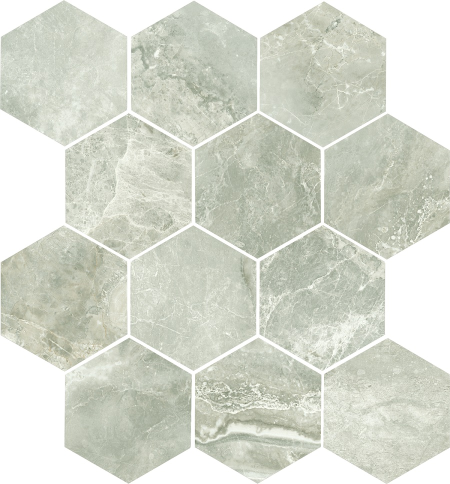 Anthology Ice Hex Mosaic