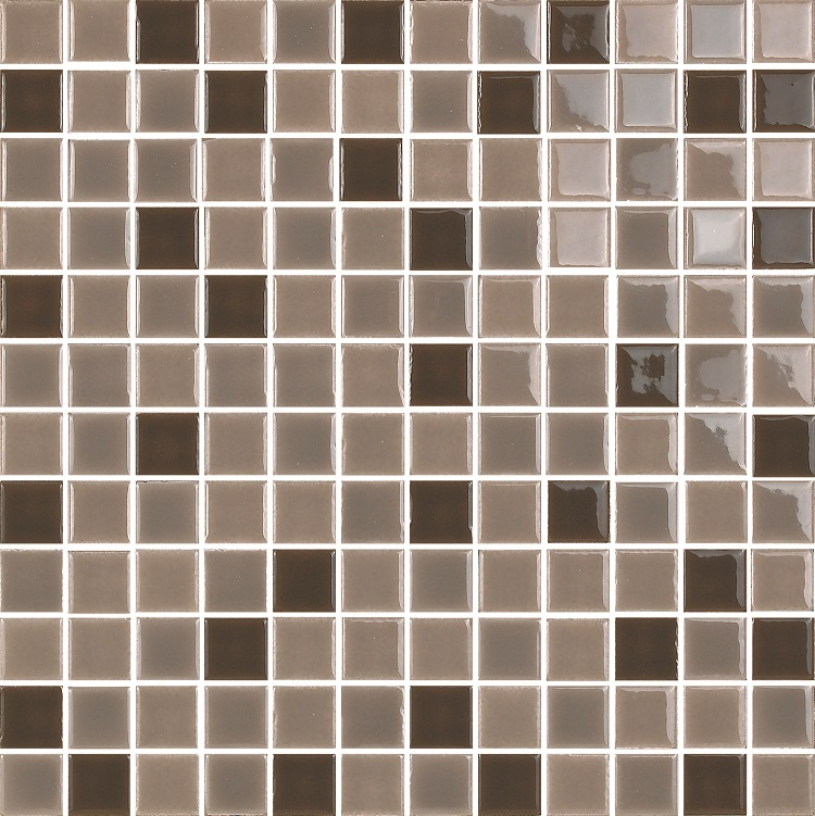 Hline Blend A Mosaic Pearl-Cafe-Nautilus
