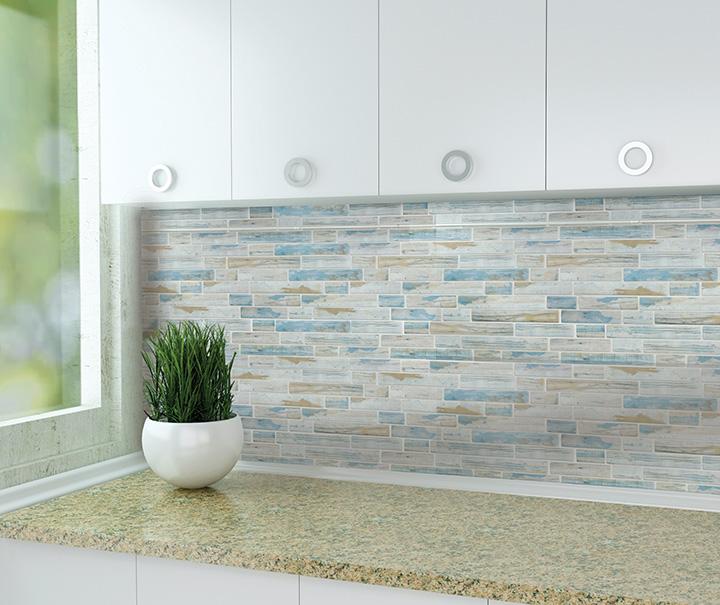 Bay Multi-Linear Mosaic