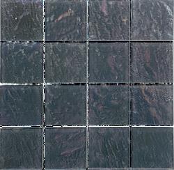 Piazza Grey 3x3 Mosaic