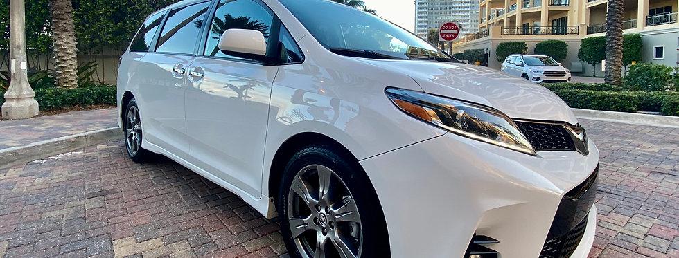 Toyota Sienna Sport Edition 2019